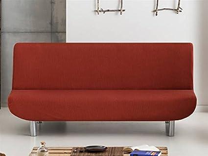 Lanovenanube Eysa - Funda Sofa Cama Ulises Clic clac Color Caldera C09