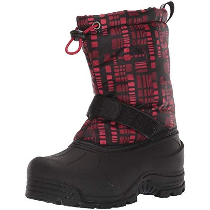 Northside Unisex-Child Frosty Snow Boot