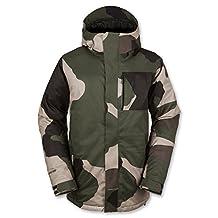 Volcom L Ins Gore-Tex Snowboard Jacket Mens Sz L