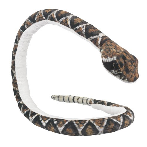 Wildlife Artists Rattlesnake Plush Toy 52