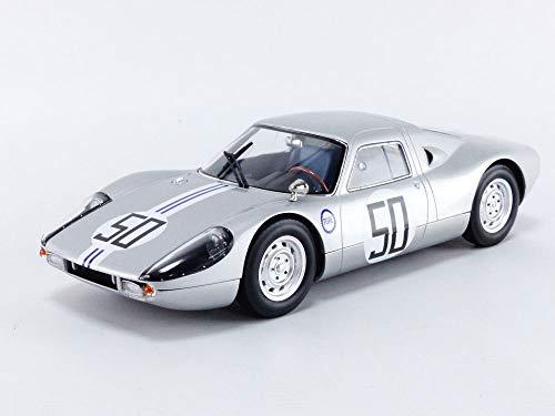 Porsche Carrera 904 GTS #50 Chuck Cassel American Challenge Cup (1964) 1/18 Diecast Model Car by Norev 187442