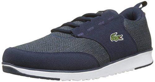 Lacoste L.Ight 318 3 SPM, Sneaker Uomo Blu (Nvy/Brw 2q8)