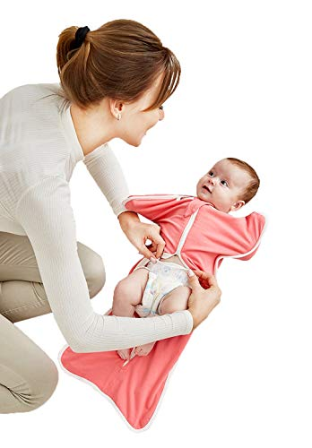 Stroller Sleep Comfortable Cotton Swaddle Baby Bag Wrap Bag For Gray Bag Sleeping Sleeping Kids BEDLININGS Baby Soft Sleepsack Newborn Blanket Pink S qnCwa0XIx