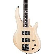 Gibson USA New EB Bass 4-String T 2017 Bass Guitar, Natural Satin