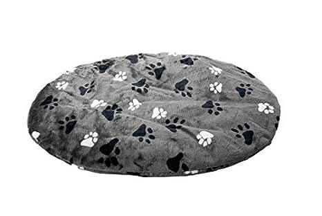 Karlie Track - Cojín ovalado, color gris: Amazon.es ...