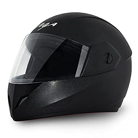 0919a574bfc Vega Cliff CLF-LK-M Full Face Helmet (Black