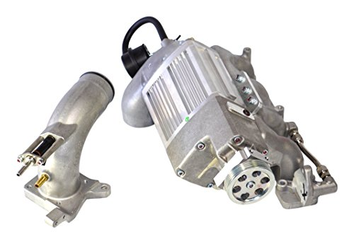 Sprintex 244A1017 Silver Standard Supercharger system (Honda CRZ (150) with EGR - hardware only) ()