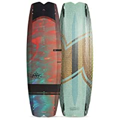 The 2019 Liquid Force LEGACY Kiteboard is a freestyle/freeride twin tip kiteboard in its fourth season of production designed in collaboration with pioneering rider Jason Slezak and legendary shaper Jimmy Redmond. Featuring a refined shape wi...