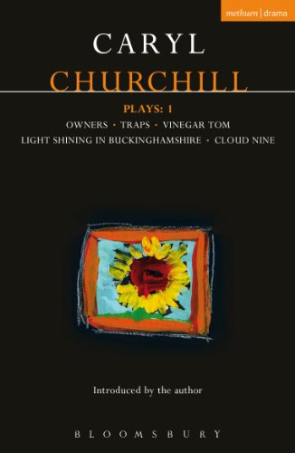 Churchill Plays: 1: Owners; Traps; Vinegar Tom; Light Shining in Buckinghamshire; Cloud Nine (Contemporary Dramatists) (Light Buckinghamshire)