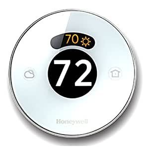 Honeywell Lyric Thermostat, Wi-Fi, Works with Alexa