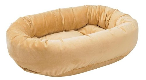 Bowsers Donut Bed, X-Small, Sahara