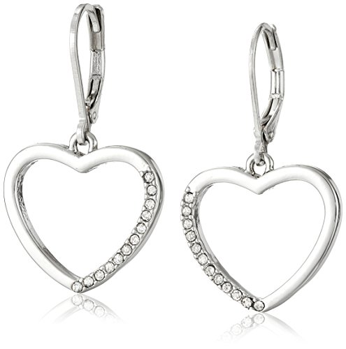 t-tahari-essentials-silver-heart-charm-drop-earrings