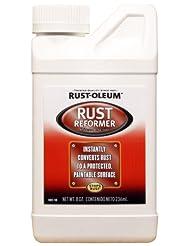 Rust-Oleum Automotive 248659 8-Ounce Rust Reformer Bottle, Bl...