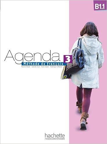 Agenda 3 B1.1: Livre de lÉlève + DVD-ROM (French Edition ...