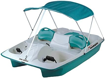 5 Person Sun Dolphin AWWCV Sun Slider Pedal Boat Mooring Cover
