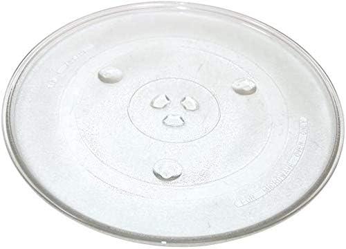 Utiz 270 mm, 6 fijadores, para hornos de microondas AEG LG Bosch Daewoo Plato giratorio para microondas