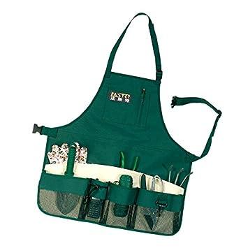 Generic Gardening Tool Bags Waist Bibs Toolkit Storage Pockets Aprons Garden Tool Kit Power   Hand Tools