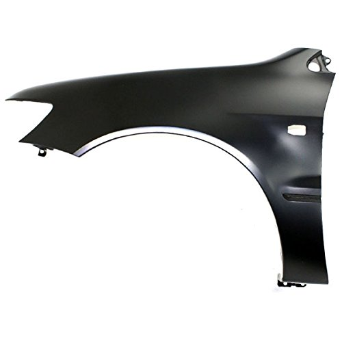 02-03 Lancer Front Fender Quarter Panel Left Driver Side w/o OZ Rally MI1240154