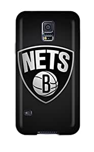 Rene Kennedy Cooper's Shop brooklyn nets nba basketball (1) NBA Sports & Colleges colorful Samsung Galaxy S5 cases