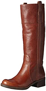 Lucky Brand Women's Hibiscus Riding Boot, Bourbon, 9 M US (B00M8ZDQ2E) | Amazon price tracker / tracking, Amazon price history charts, Amazon price watches, Amazon price drop alerts