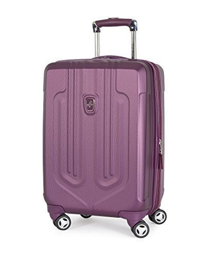Atlantic Luggage Ultra Lite Carry-on Exp Hardside Spinner, ()