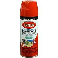 Krylon 2332 Fusion Spray Paint, Sun Dried Tomato by Krylon