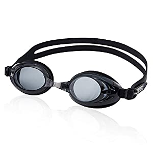 BALNEAIRE Swim Goggles, Swimming Goggles No Leaking Anti-Fog UV Protection Triathlon Swim Goggles