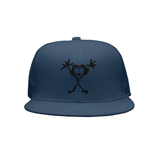 Virgiuy Pearl-Jam Flat-Brim Baseball Cap Adjustable Snapback - Grand Jams