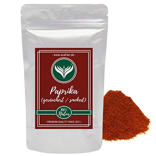 Azafran Paprika geräuchert (süß) aus Spanien 500g