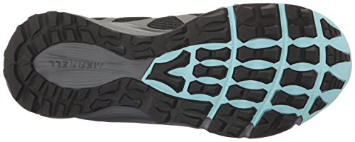 Merrell Womens/Ladies Agility Charge Flex Light Trail Running Shoes Black