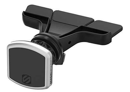SCOSCHE MPCD-XTPR1 MagicMount Pro Universal Magnetic Phone/GPS/Tablet CD Slot Mount for the Car