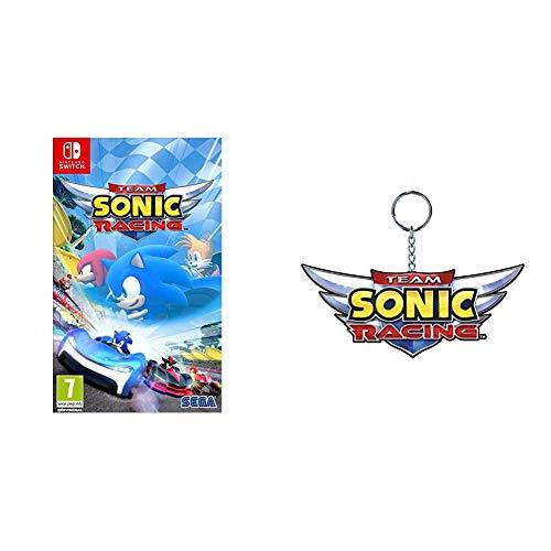 Team Sonic Racing, Nintendo Switch + Llavero: Amazon.es ...