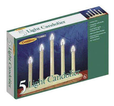 Window Candelabra - 1