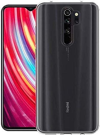 FayTun Funda para Xiaomi Redmi Note 8 Pro, Ultra Fina Silicona ...