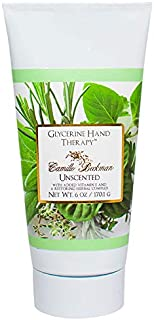 product image for Camille Beckman Glycerine Hand Therapy Cream, Vitamin E Unscented, 6 Ounce
