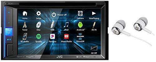 - JVC KW-V25BT 6.2
