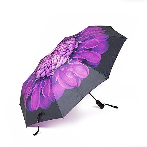 travel-umbrella-oak-leaf-automatic-compact-umbrella-foldable-rain-umbrella-for-easy-carrying