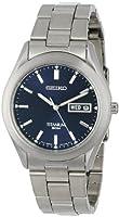 Seiko Men's SGG709 Titanium Case and Bracelet Watch by Seiko