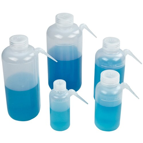 250ml Nalgene Wide-Mouth Unitary Wash Bottles