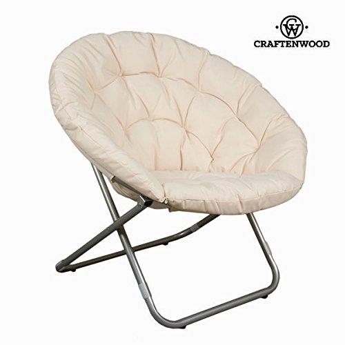 Sessel einen Papasansessel faltbar Komfort und Design Beige