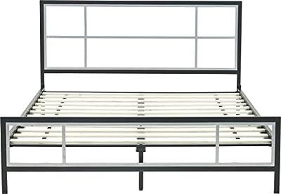 Flex Form Lucia Platform Bed, Full