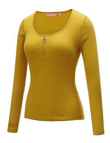 Zippered Long Sleeve - 9