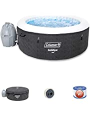 "Bestway Coleman 71"" x 26"" Cali AirJet Saluspa Inflatable Hot Tub, 2-4 Person"