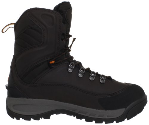 Vasque Menns Snowburban Ultradry Isolert Snø Boot Tyrkisk Kaffe / Rødbrun Orange