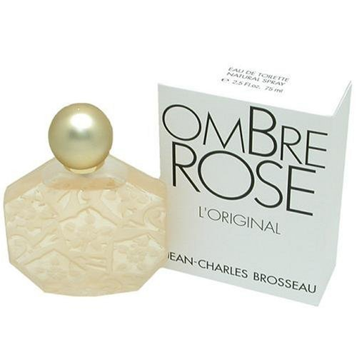 Price comparison product image Ombre Rose By Jean Charles Brosseau For Women. Eau De Toilette Spray 1.7 Ounces
