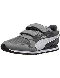 St Runner V2 Mesh Kids Sneaker Velcro Closure