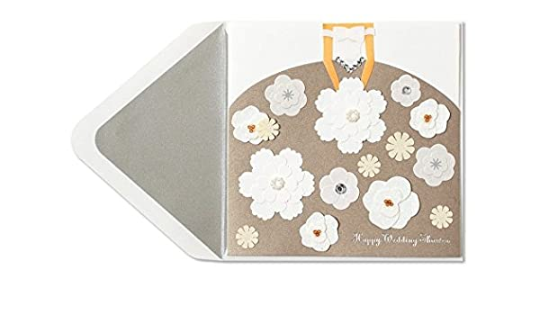 Different Lot of 2 Papyrus Wedding Shower Cards NEW! Embellished