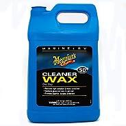 Meguiar's M5001 Marine/RV One Step Cleaner Wax, 1 ga