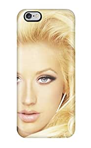 New Super Strong Christina Aguilera Tpu Case Cover For Iphone 6 Plus