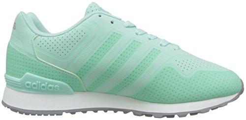 Adidas Unisex Adult 10k Afslappet W Sneakers Varios Colores (verde (verhie / Verhie / Plamat)) hf93xZm